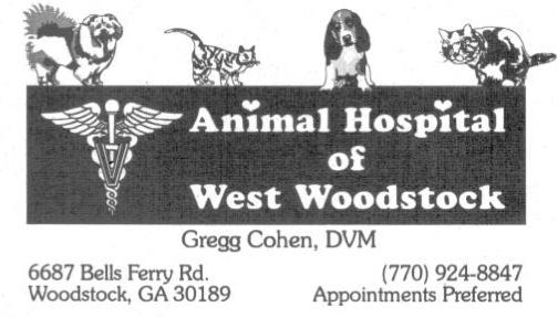 Animal Hospital of West Woodstock