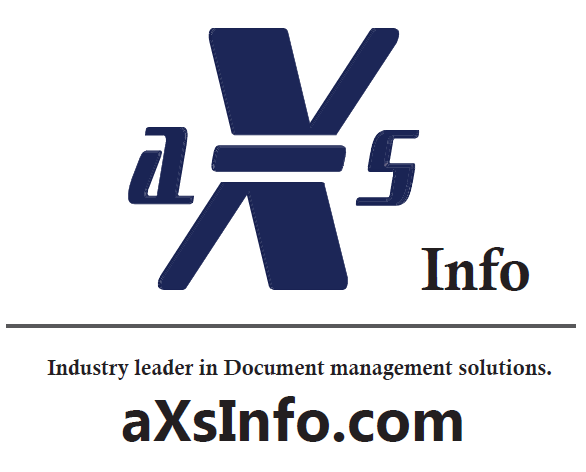aXs Info Inc.